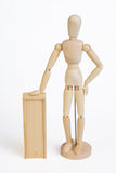 Lay figure Stock Image