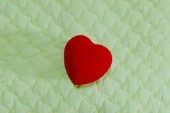 Lay heart Stock Photo