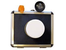 Lay-out van fotocamera Royalty-vrije Stock Foto