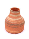 Сlay vases Royalty Free Stock Image