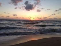 Layan海滩,普吉岛,泰国 库存照片