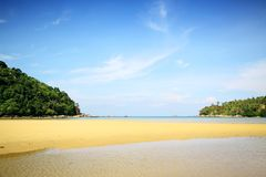 Layan beach Stock Images