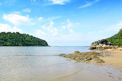 Layan beach Royalty Free Stock Image