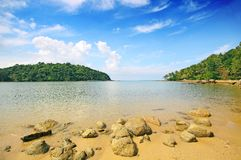 Layan beach Royalty Free Stock Images