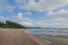 Layan Beach, Phuket, Thailand Royalty Free Stock Images