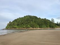 Layan beach phuket Thailand Royalty Free Stock Images