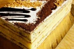 Layer cake royalty free stock photo