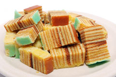 Layer Cake Stock Photography