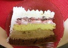 Layer cake Royalty Free Stock Image