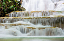 Layer of  waterfall, natural concept. Stock Photography