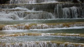 Layer of  waterfall, natural concept,environment concept. stock video