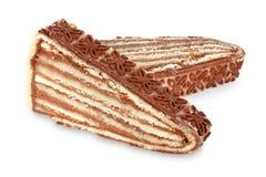 Layered  cake Royalty Free Stock Images