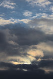 Layered Cloudscape Royalty Free Stock Photos