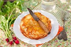 Layered Potato Bake Royalty Free Stock Image