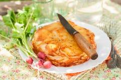 Layered Potato Bake Stock Images