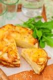 Layered Potato Bake Stock Photography