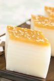 Layered Rice Cakes Stock Images