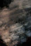 Layered smoke Stock Photography