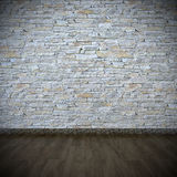 Layered Stone Wall Royalty Free Stock Photos