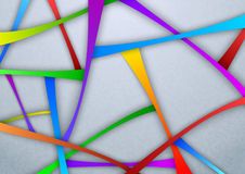 Layered template - abstract background Royalty Free Stock Photo