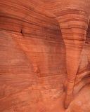 Textured & Layered Rock. Royalty Free Stock Photo