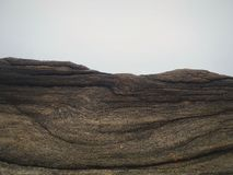 Layers of a beach cliffs royalty free stock images