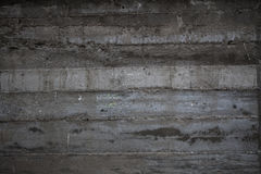 Layers of concrete wall Stock Photo