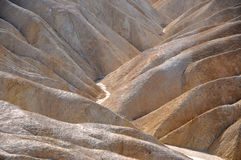 Layers of rocks. Colorful layers of rocks in death valley Stock Photos