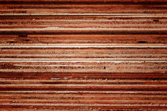 Layers of veneer royalty free stock image