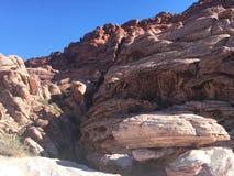 Layes或庞大的岩石在彼此上 免版税图库摄影