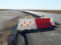 Laying a new road. Stock Photography