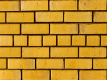 Laying Of A Wall From A Brick Royalty Free Stock Photos