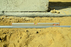 Free Laying Sewer Pipes Stock Photo - 58354850