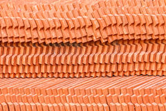 Laying tile stacked Background Royalty Free Stock Photos