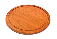 Laying wooden tray Royalty Free Stock Image