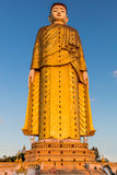 The Laykyun Sekkya Buddha Monywa Myanmar Royalty Free Stock Photo