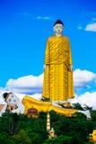Laykyun Sekkya i Monywa Myanmar Fotografering för Bildbyråer