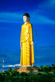 Laykyun Sekkya i Monywa Myanmar Bodhi Tataung den stående Buddha är den andra mest högväxta statyn i världen Monywa Arkivfoton