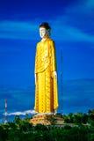Laykyun Sekkya in Monywa Myanmar Bodhi Tataung Standing Buddha is the second tallest statue in the world. Monywa Stock Photos