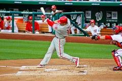 Laynce Nix Philadelphia Phillies Royalty Free Stock Images