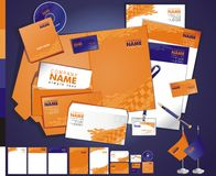 Free Layout Creative Contemporary Business Tamplate Royalty Free Stock Images - 13069319