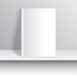 Layouy小册子,书,杂志,印刷品, 免版税库存照片