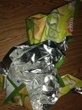Lays wrapper Stock Photography