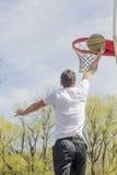 Layups de lujo del baloncesto imagen de archivo libre de regalías