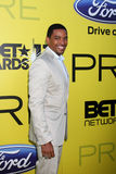 Laz Alonso. LOS ANGELES - JUN 25:  Laz Alonso arriving at the 5th Annual Pre-BET Dinner at Book Bindery on June 25, 2004 in Beverly Hills, CA Royalty Free Stock Photos
