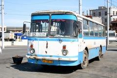 LAZ 695N Leopoli Immagine Stock