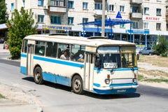 LAZ 695N Lviv Stock Photography