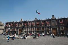 Laza De Santo Domingo w Meksyk fotografia royalty free