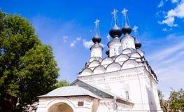 Lazarevskaya church in Suzdal, Russia Royalty Free Stock Photo