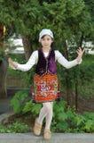 Lazarica girl Stock Photography
